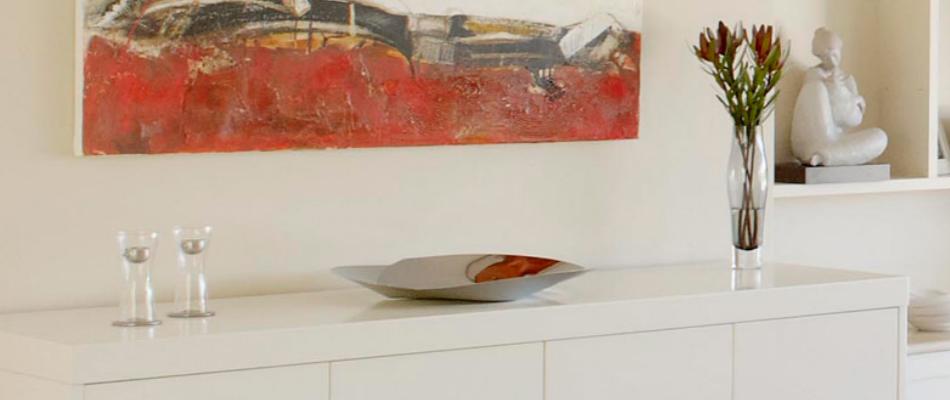 A fresh Hamptons style kitchen design