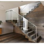 Modern staircases for a modern home