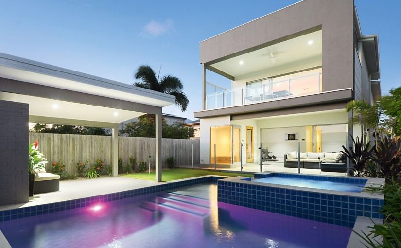 Contemporary masterpiece: a luxurious home