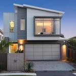Contemporary masterpiece: a luxurious home
