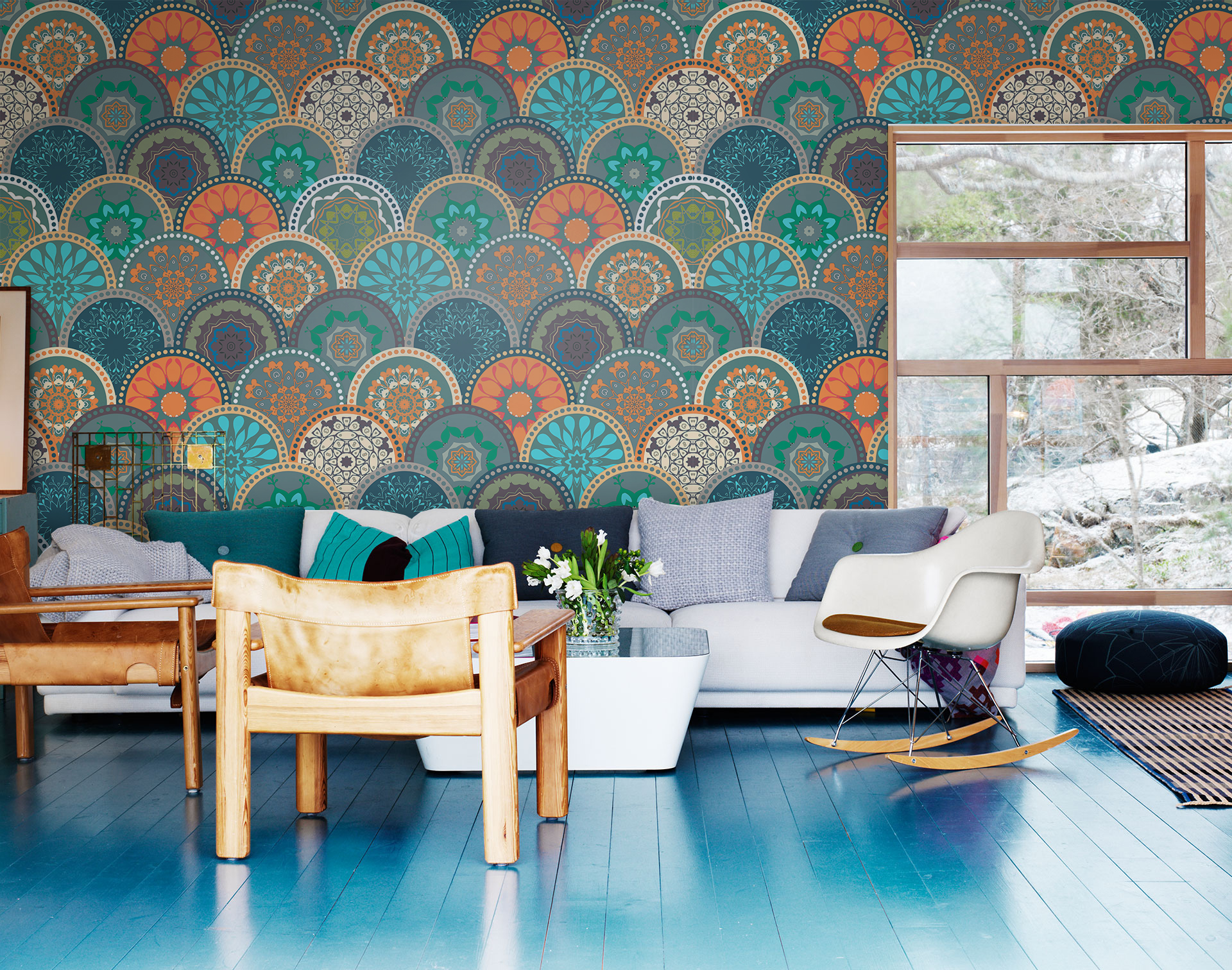 11 Statement Wall Murals Perfect For Every Home