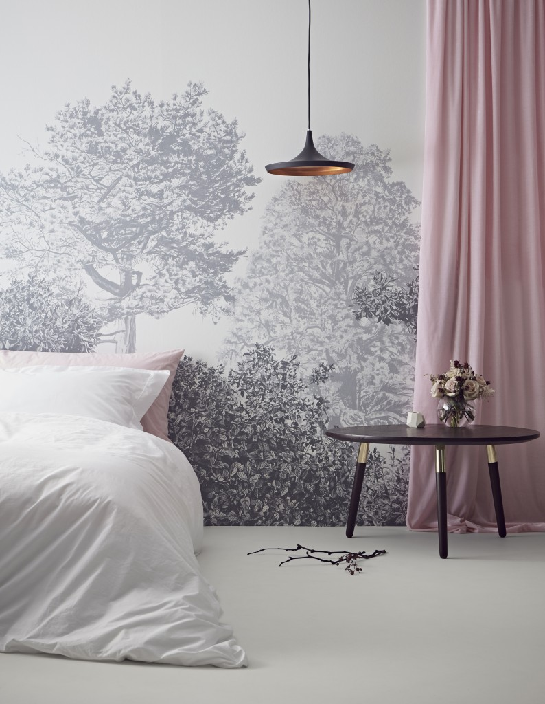 Hua Trees Wall Mural