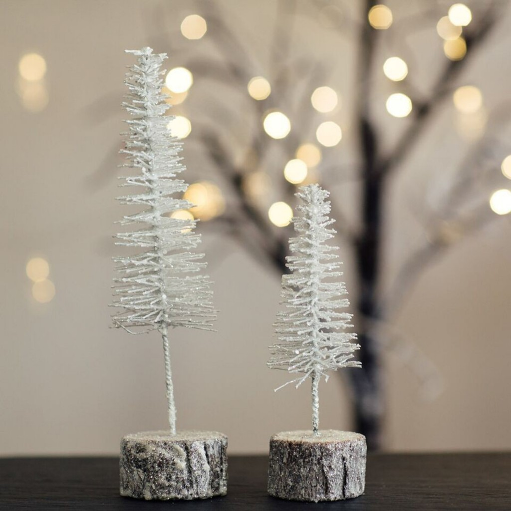 Homewares Sparkly Christmas Tree