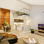 Single-storey surprise: display home
