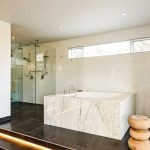Luxury and elegance: home spa baths