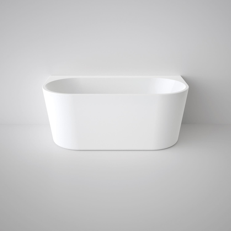 AU4WFW Aura 1400 Back-to-Wall Freestanding Bath