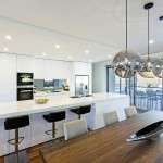 Resort-style: luxury kitchen