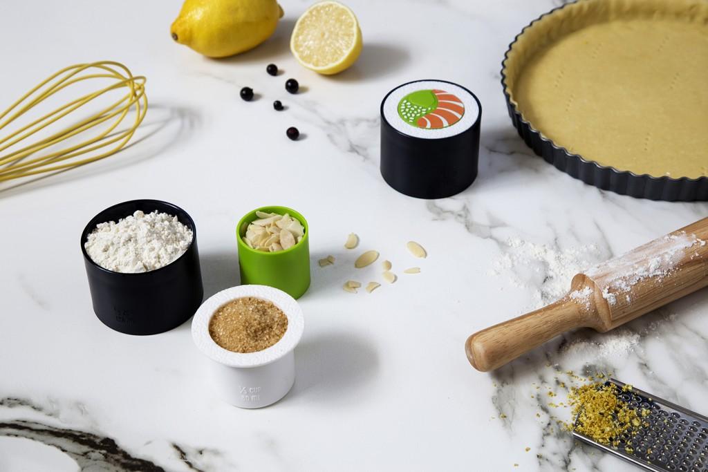 Kitchen Utensils Makicups