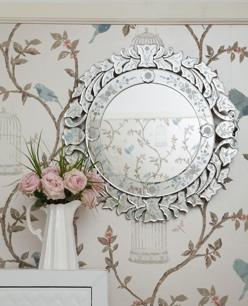 Fancy Floris Mirror