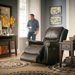 At a glance: relaxed recliners