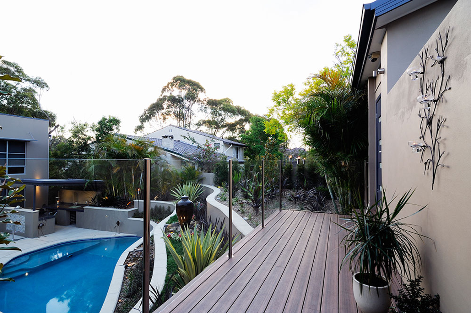 Trees, trees, trees: integrating into your outdoor design