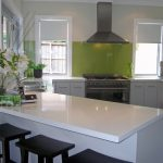 Stylish splashbacks: glass range