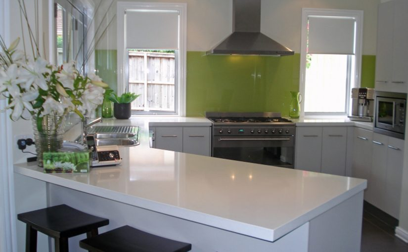 Palmers Glass stylish splashbacks