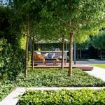 Garden symphony: outdoor design