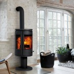 Warmth & Beauty for Your Home: wood-burning stove
