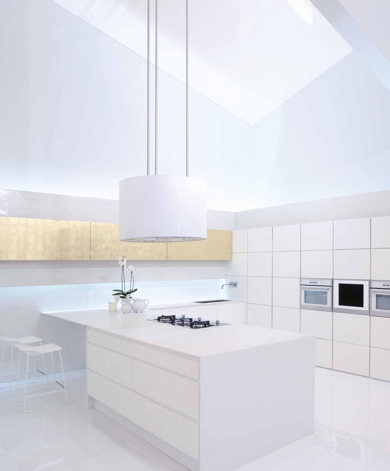 Quartz Kitchen Silestone