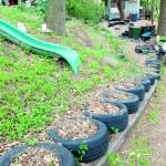 Hillside Harvest: A suburban farm