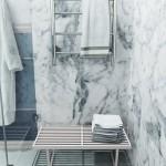 Stylish Heating: Bathroom Butler heated towel rails