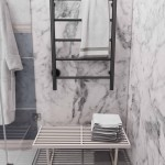 Stylish Heating: Bathroom Butler heated towel rails