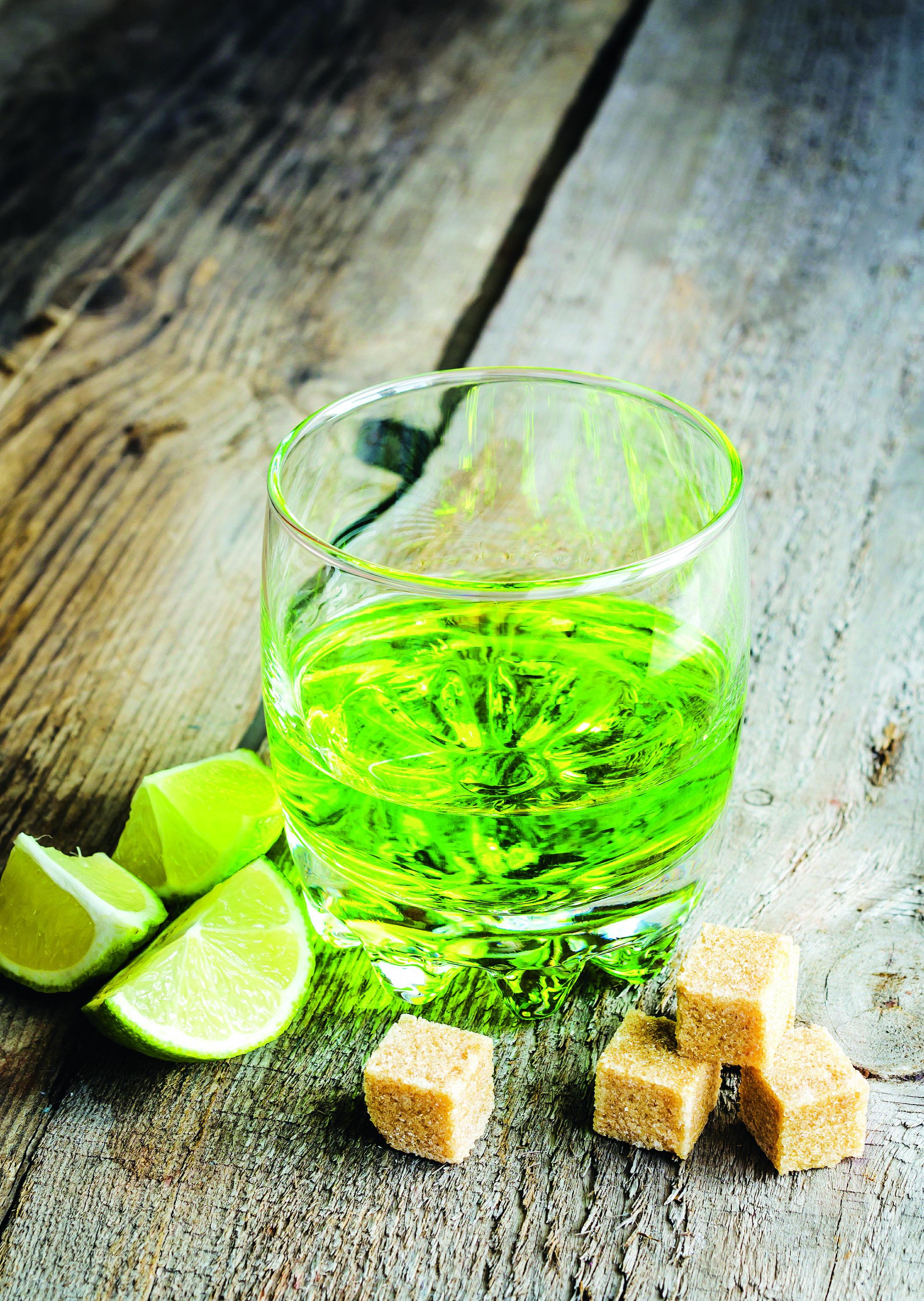 The bitter medicine: wormwood beyond absinthe