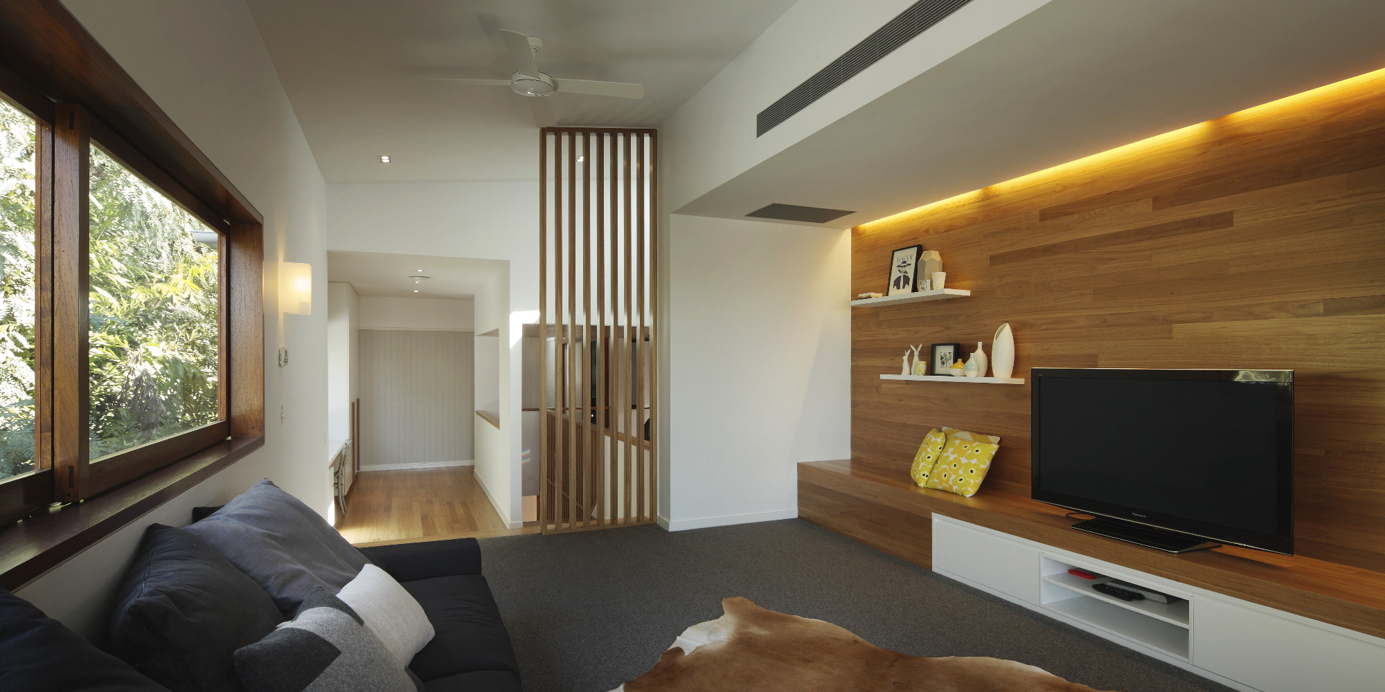 ambitious Wilden Street interior