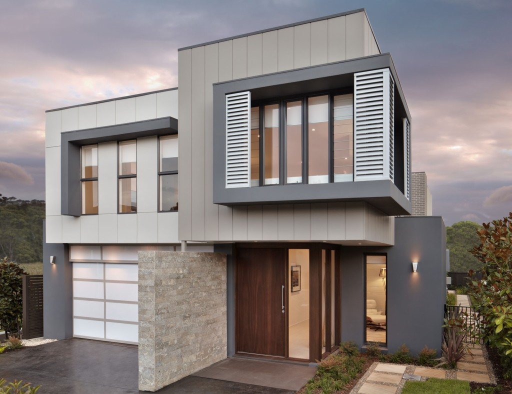 Architectural masterpiece: Rawson Homes The Edge