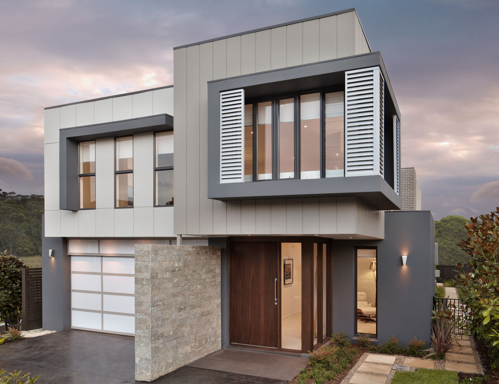 Architectural masterpiece: Rawson Homes The Edge