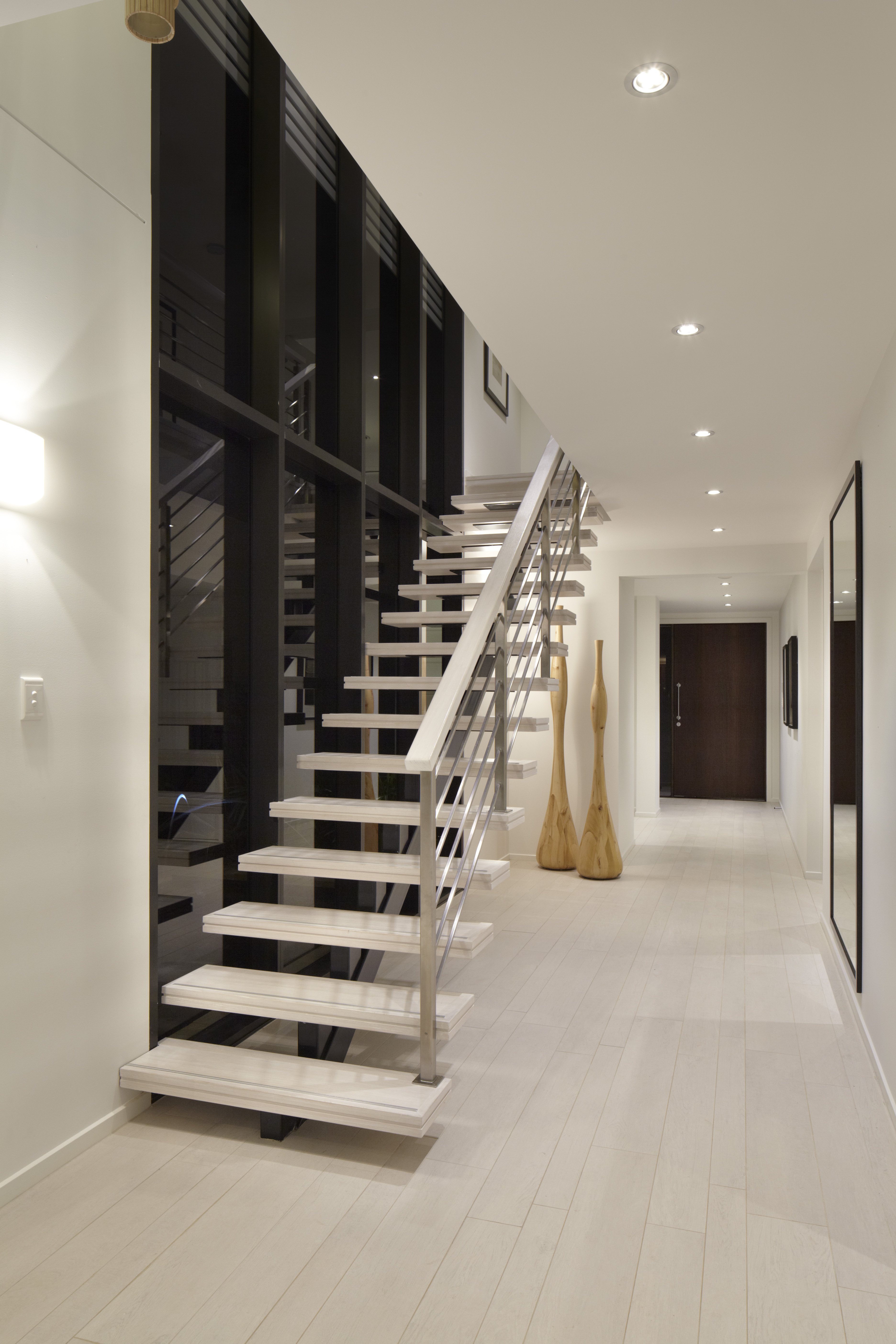 architectural masterpiece: the staircase