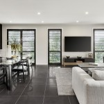 The Chifley: open-plan family living