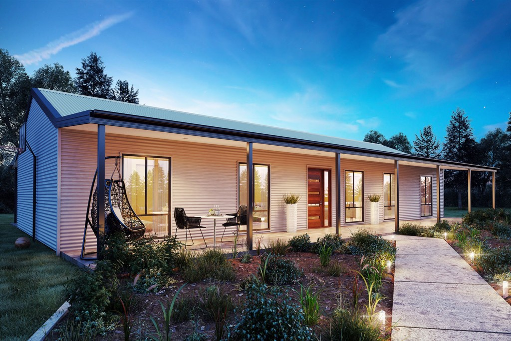 DIY Kit Homes: Aussie Retreat