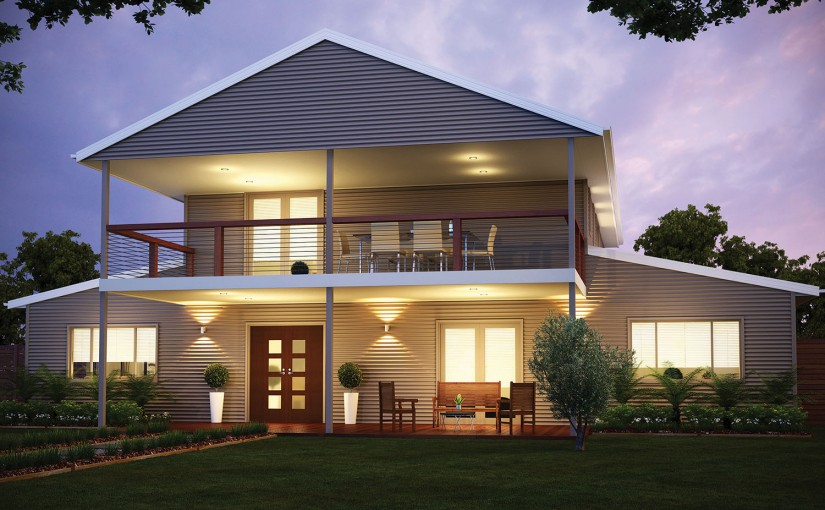 DIY Steel Kit Homes: Build your own