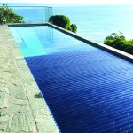 Pool covers: clever and functional designs