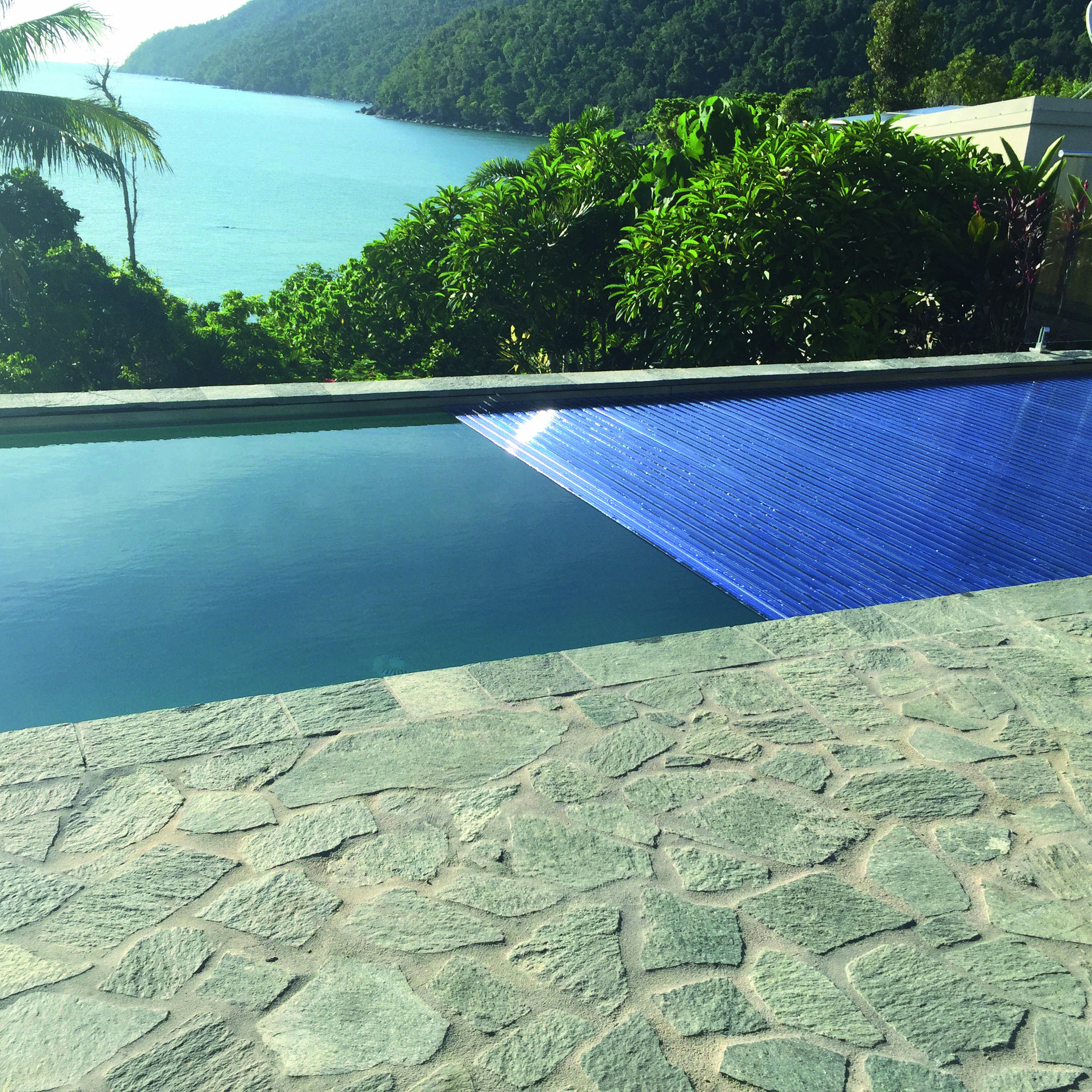Pool covers: an innovative and functional design