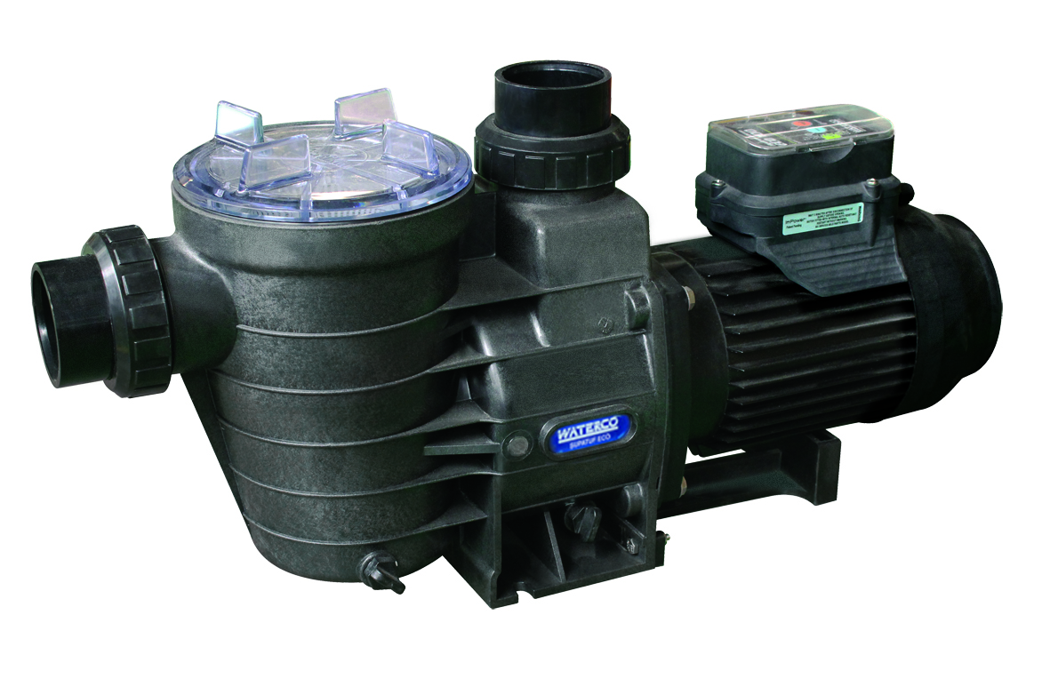 Pool pumps: discover the Waterco range
