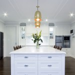Understated opulence: a classic refined kitchen