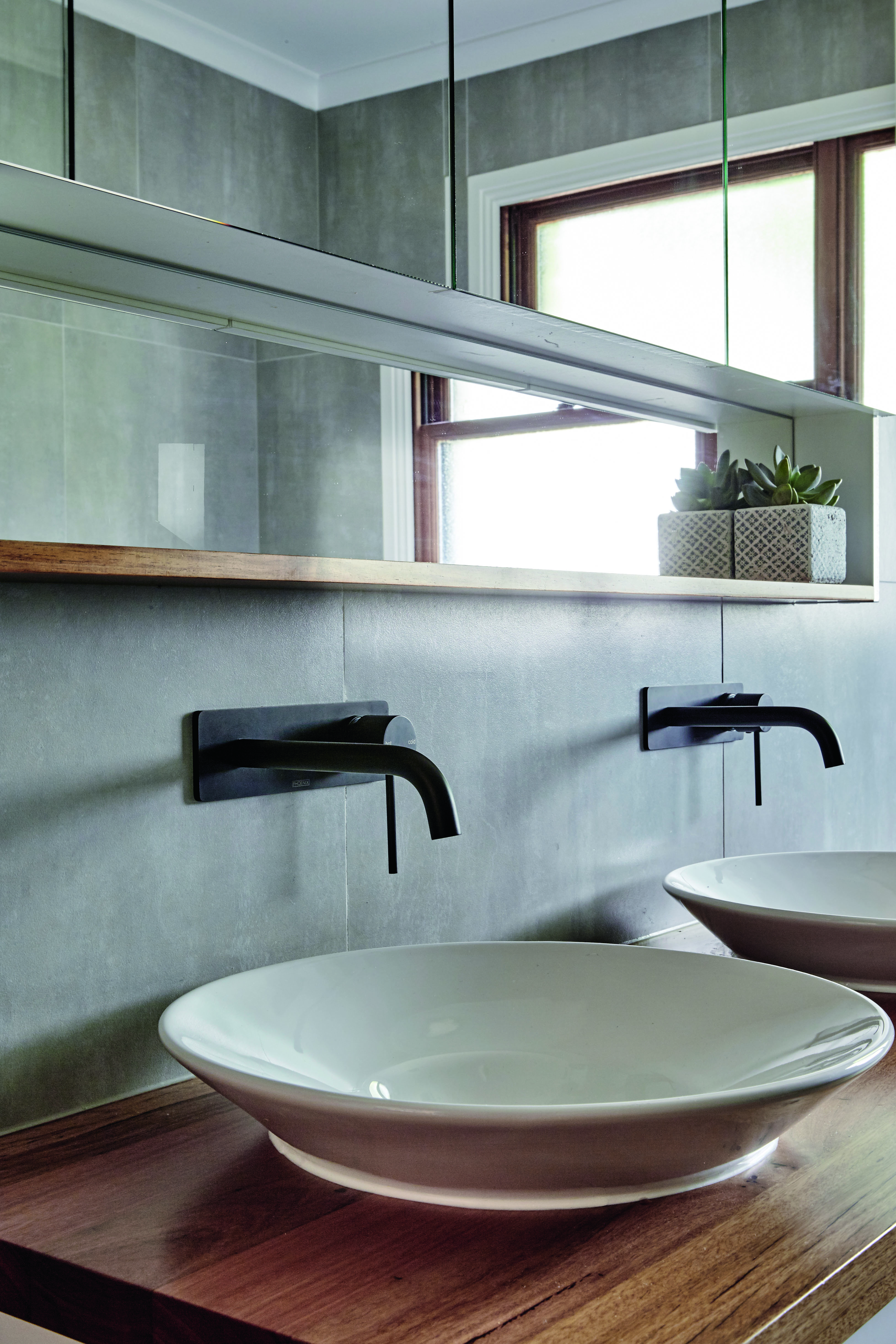 Synchronised style: a bathroom retreat - Kitchens & Bathrooms Quarterly