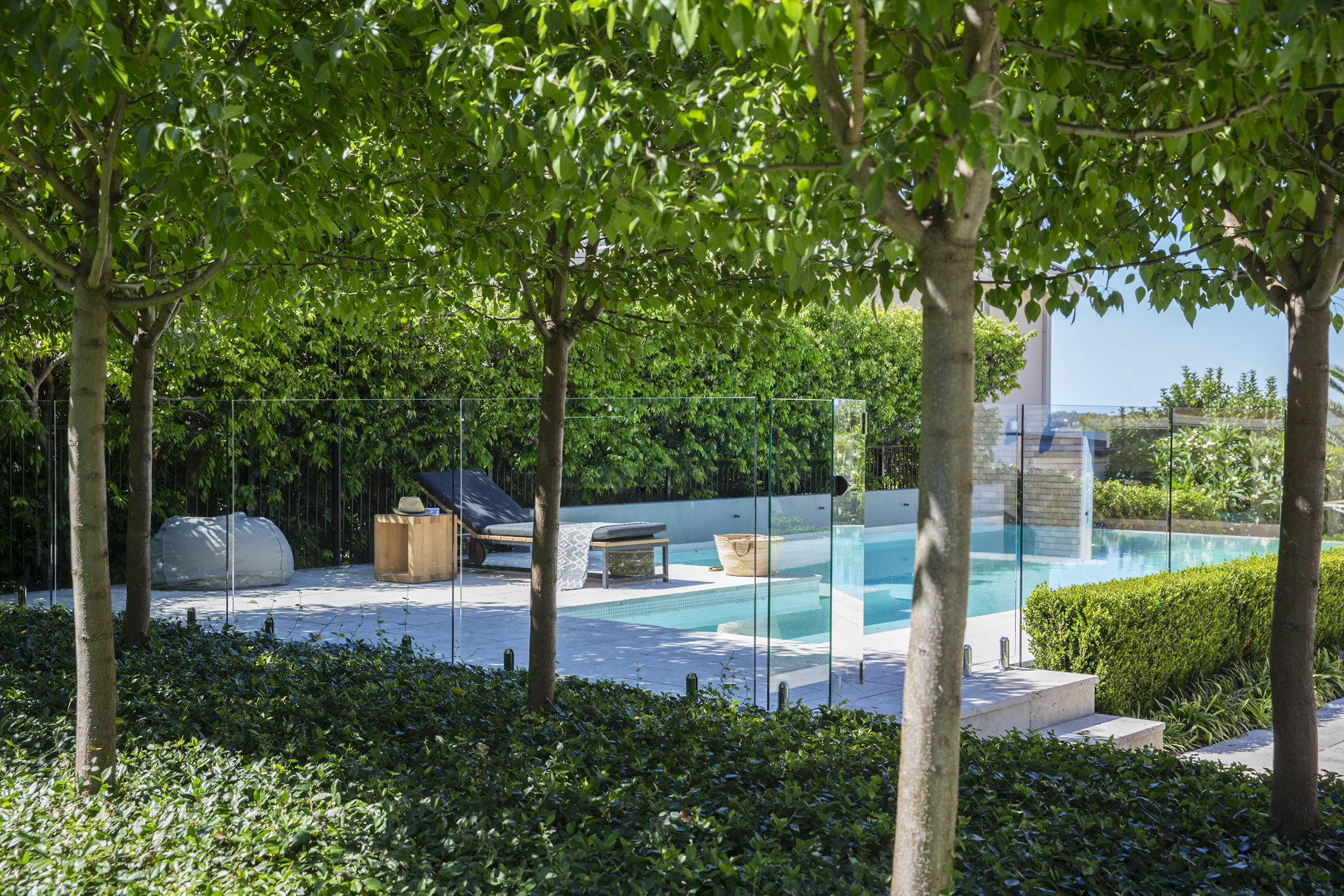 Mind, body and soul: a therapeutic garden by design White Pools 1