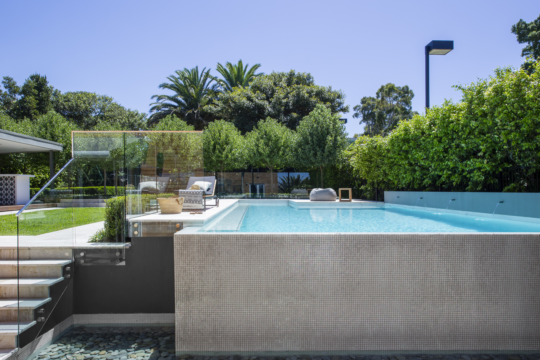 Mind, body and soul: a therapeutic garden by design White Pools 2