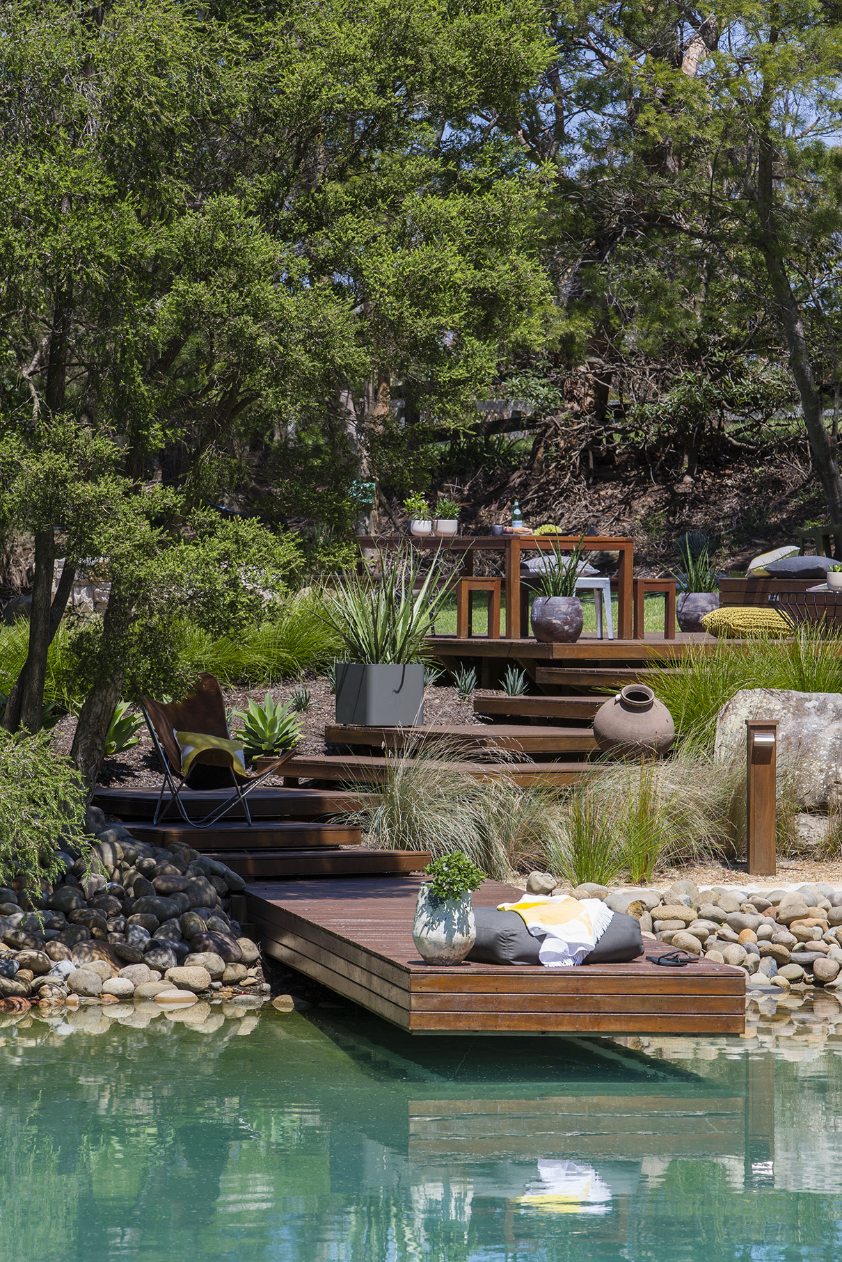 Mind, body and soul: a therapeutic garden by design Winding Path