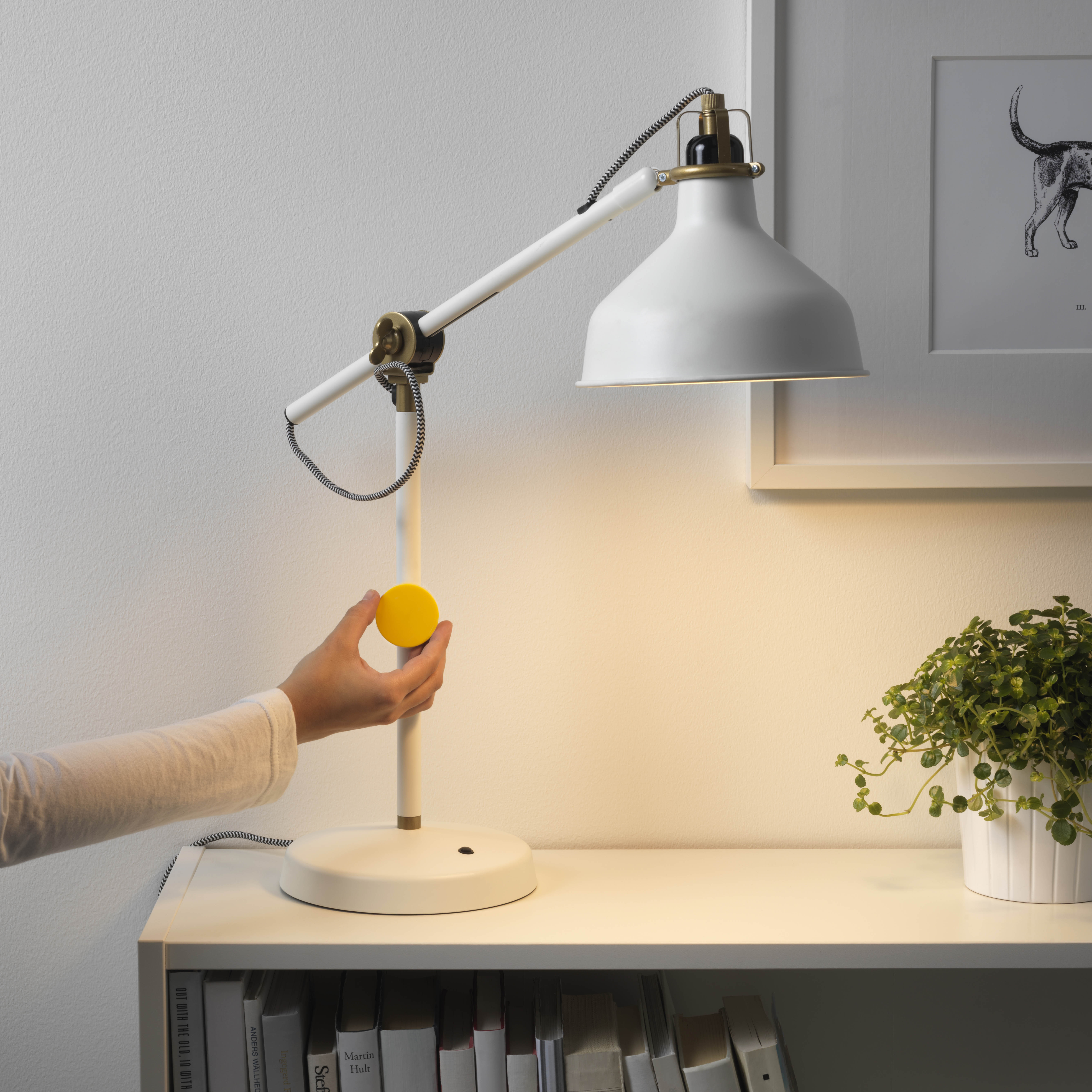 TR+àDFRI dimming kit, warm white, yellow - IKEA (3)