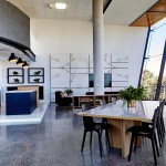 High-quality surfaces: the Cosentino showroom