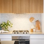 A clean palette: small kitchen design