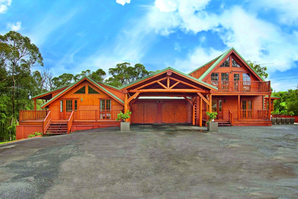 Sustainable timber kit homes, timber frame kit homes
