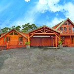 Timber haven: sustainable kit homes