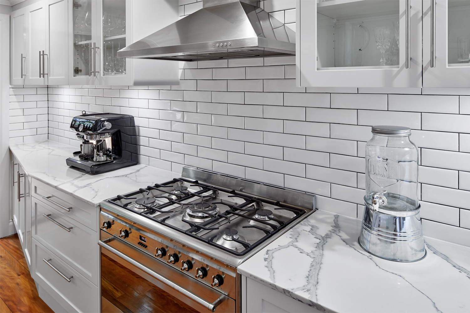 Out with the old: a timeless kitchen design