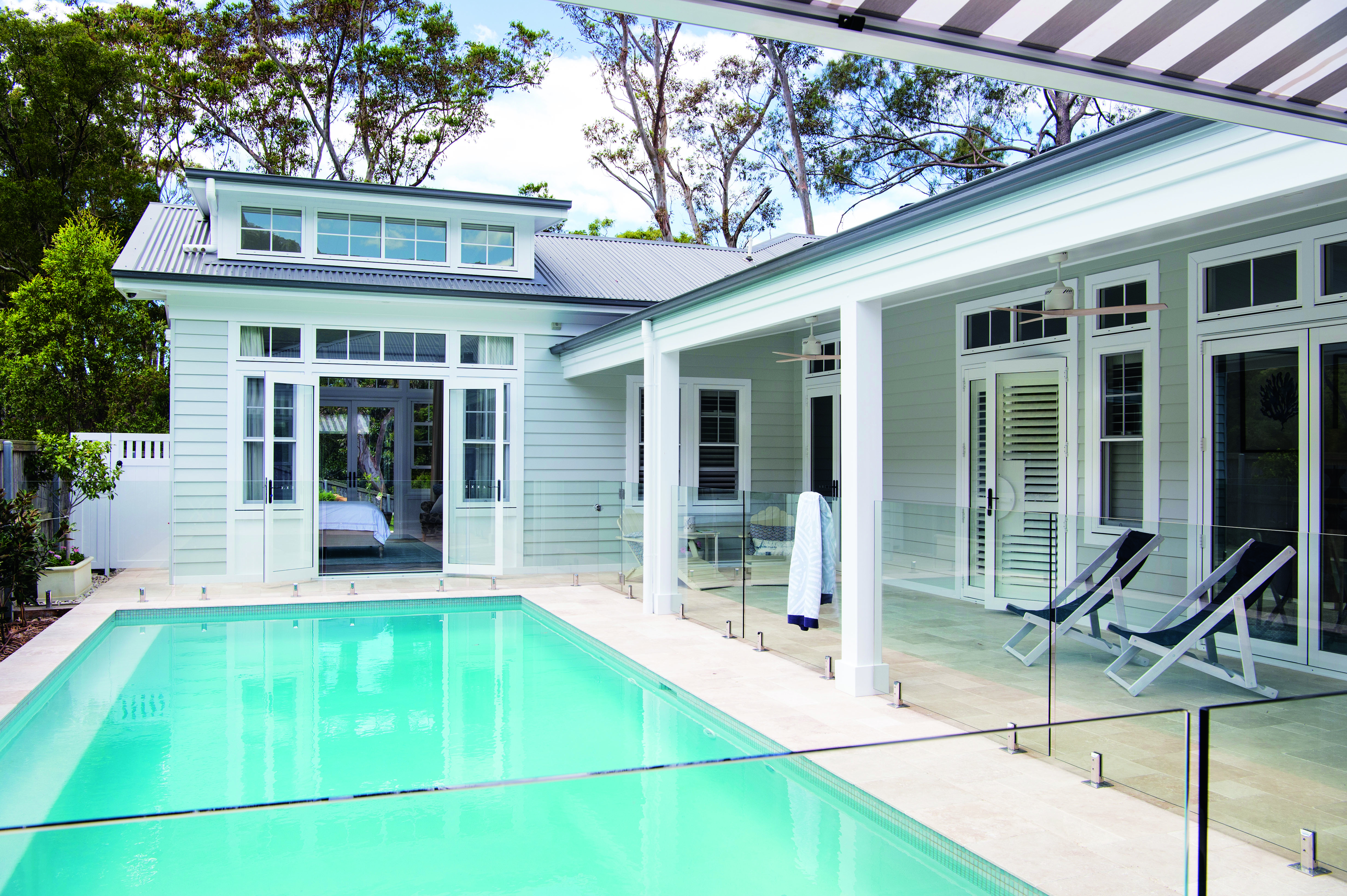 Classic design, modern build: an authentic Hamptons haven
