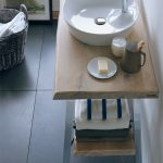 An innovative design: Philippe Starck's Cape Cod washbowl