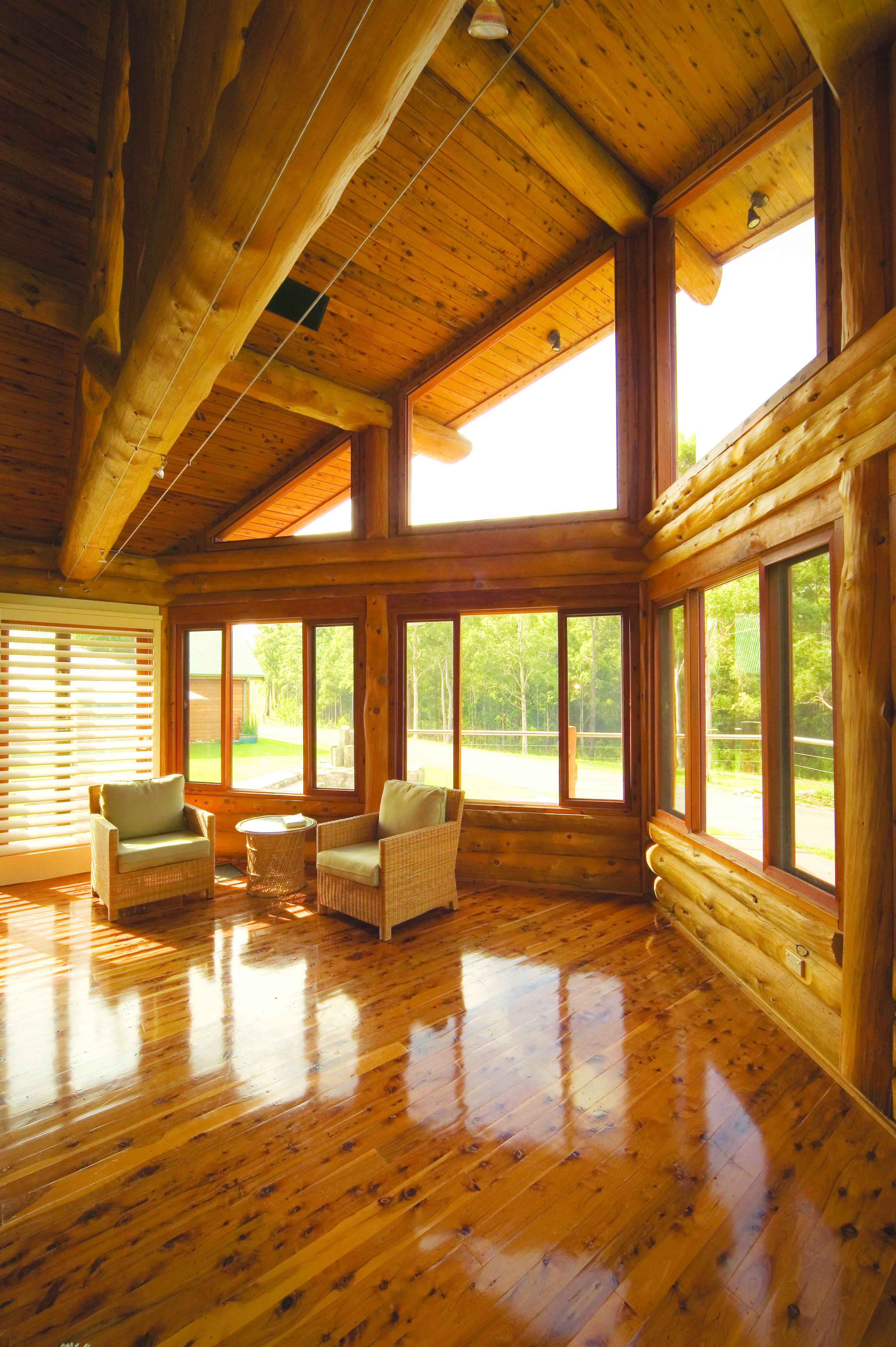 3 things to consider when building your timber kit home - wooden kit home interior