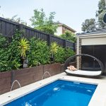 Small space: 3 compact pool options