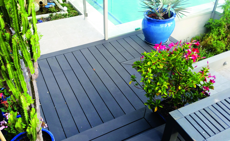 Composite decking: a versatile outdoor option - deck exterior Futurewood